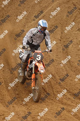 Frans Sanders , VLM Nieuwelingen 250-500cc C