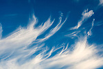 Cirrus Clouds with Nature Patterns