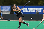 09 November 2014: Wake Forest's Heather Wiley. The Wake Forest University Demon Deacons played the Syracuse University Orange at Jack Katz Stadium in Durham, North Carolina in the 2014 Atlantic Coast Conference NCAA Division I Field Hockey Championship Game. Wake Forest won the ACC Championship game 2-0.