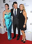 "Rita Wilson,Tom Hanks & Sheryl Crow at The Saks Fifth Avenue's ""Unforgettable Evening"" benefiting EIF's Women's Cancer Research Fund held at The Beverly Wilshire Hotel in Beverly Hills, California on February 10,2009                                                                     Copyright 2009 Debbie VanStory/RockinExposures"