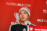 19 November 2010: Kevin Hartman. FC Dallas held a practice at Toronto, Ontario, Canada as part of their preparations for MLS Cup 2010, Major League Soccer's championship game.