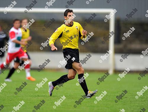 2011-07-19 / Voetbal / seizoen 2011-2012 / Berchem Sport / Nico Lansu..Foto: mpics