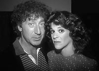 Gene Wilder and Gilda Radner 1982<br /> Photo By Adam Scull/PHOTOlink.net /MediaPunch
