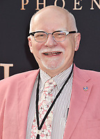 "HOLLYWOOD, CA - JUNE 04: Chris Claremont arrives at the Premiere Of 20th Century Fox's ""Dark Phoenix"" at TCL Chinese Theatre on June 04, 2019 in Hollywood, California.<br /> CAP/ROT/TM<br /> ©TM/ROT/Capital Pictures"
