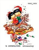 GIORDANO, CHRISTMAS CHILDREN, WEIHNACHTEN KINDER, NAVIDAD NIÑOS, paintings+++++,USGI1923,#XK#