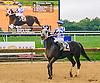 Seve winning at Delaware Park on 10/1/16