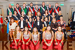 "The contestants with the judges and danders at the Tralee Musical Society ""Strictly Come Dancing"" Mr and Mrs in the Ballyroe Heights Hotel on Saturday."