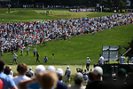Tiger Woods (USA),<br /> June 15, 2013 - Golf :<br /> Tiger Woods of United States in action on 5th hole during the third round of the U.S. Open Championship at the Merion Golf Club, East course in Haverford Township, Delaware Country, Pennsylvania. (Photo by Koji Aoki/AFLO SPORT) [0008]