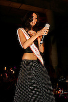 March 22 2006, Montreal (QC) CANADA<br /> Alice Panikian, Miss Universe-Canada attend the Red Gala, to raise money for AIDS research,  at Montreal's Godin Hotel.<br /> Alice Panikian, a 6í1î, 20 year old and professional model from Toronto, was crowned Miss UniverseÆ Canada 2006 at Casino du Montreal on March 21st and will be returning to Toronto, her hometown to be introduced to the media and begin preparations to represent Canada at the Miss UniverseÆ 2006 competition in July. <br /> Photo : (c) 2006 Pierre Roussel
