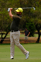 Nick Cullen (AUS) on the 3rd fairway during round 2 of the Australian PGA Championship at  RACV Royal Pines Resort, Gold Coast, Queensland, Australia. 20/12/2019.<br /> Picture TJ Caffrey / Golffile.ie<br /> <br /> All photo usage must carry mandatory copyright credit (© Golffile | TJ Caffrey)