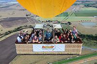 20140311 March 11 Hot Air Balloon Gold Coast