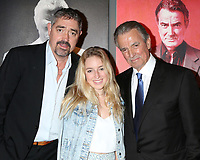 LOS ANGELES - FEB 7:  Christian Gudegast, Tatiana Gudegast, and Eric Braeden at the Eric Braeden 40th Anniversary Celebration on The Young and The Restless at the Television City on February 7, 2020 in Los Angeles, CA