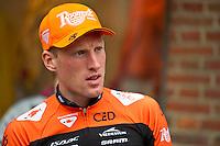 2016 Flanders Classics<br /> UCI Pro Continental Cycling<br /> De Brabantse Pijle<br /> 13 April 2016<br /> Berden De Vries, Roompot - Oranje Peloton