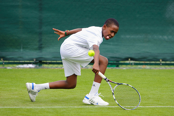 Lefteris Ngugi<br /> Road To Wimbledon 2013