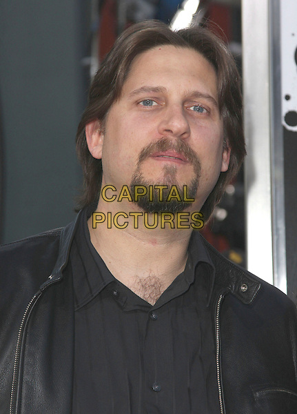 "DAVID AYER .""Street Kings"" Los Angeles Premiere held at Grauman's Chinese Theatre, Hollywood, California, USA,.03 April 2008..portrait headshot  beard facial hair .CAP/ADM/`CH.©Charles Harris/Admedia/Capital PIctures"