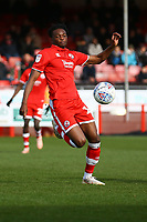 Matty Willock of Crawley Town during Crawley Town vs Grimsby Town, Sky Bet EFL League 2 Football at Broadfield Stadium on 9th March 2019