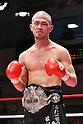 Boxing - Japanese super lightweight title : Kazuki Matsuyama vs Koichi Aso