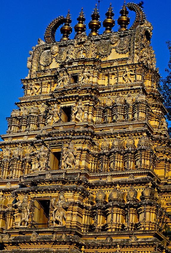 Shweta Varahaswamy Temple, Maharaja's Palace, Mysore, Karnataka, India