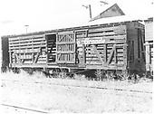 Stock car #5578.<br /> D&amp;RGW