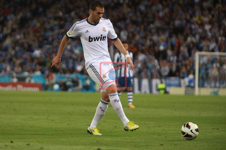 K. Benzema (R. Madrid).