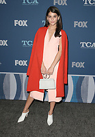 04 January 2018 - Pasadena, California - Sofia Black-D'Elia. 2018 Winter TCA Tour - FOX All-Star Party held at The Langham Huntington Hotel. <br /> CAP/ADM/FS<br /> &copy;FS/ADM/Capital Pictures