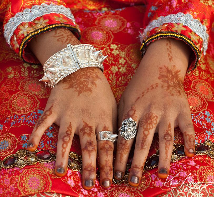 Omani Silver Jewelry
