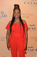 LOS ANGELES - JUN 2:  Garcelle Beauvais at the 14th Annual Step Up Inspiration Awards at the Beverly Hilton Hotel on June 2, 2017 in Beverly Hills, CA