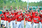 2010 M DII Baseball