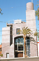 San Diego: Quigley Studio, Downtown. South Elevation. Rob Quigley, Architect.