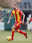 Martin Woods, Partick Thistle