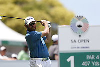 Louis Oosthuizen (RSA) during the 2nd round of the SA Open, Randpark Golf Club, Johannesburg, Gauteng, South Africa. 7/12/18<br /> Picture: Golffile | Tyrone Winfield<br /> <br /> <br /> All photo usage must carry mandatory copyright credit (&copy; Golffile | Tyrone Winfield)