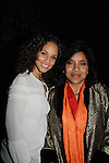 Alicia Keys and Santa Barbara and One Life To Live Phylicia Rashad - Broadway's Stick Fly at the Cort Theatre, New York City, New York with after party at 48 Lounge with Alicia Keys and cast - Ruben Santiago-Hudson, Phylicia Rahad (Santa Barbara and OLTL) - mom of Condola (in cast) along with Tracie Thoms, Dulle Hill (Psych), Mekhi Phifer. (Photo by Sue Coflin/Max Photos)