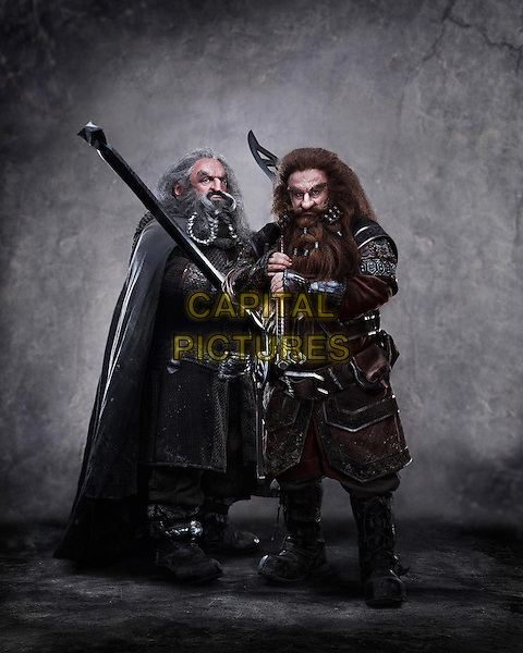 JOHN CALLEN & PETER HAMBLETON.in The Hobbit: An Unexpected Journey (2012).*Filmstill - Editorial Use Only*.CAP/FB.Supplied by Capital Pictures.