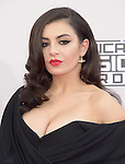 CHARLI XCX at The 2014 American Music Award held at The Nokia Theatre L.A. Live in Los Angeles, California on November 23,2014                                                                               © 2014Hollywood Press Agency