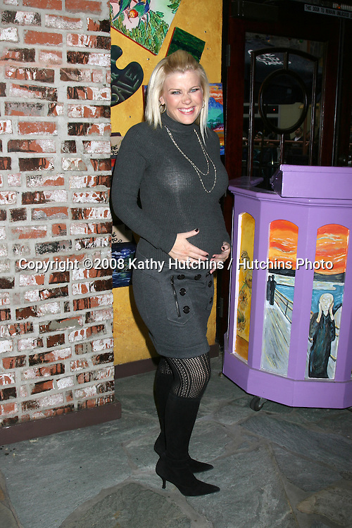 """Alison Sweeney  at the """"Day of Days""""  Days of our Lives Event at City Walk at Universal Studios in Los Angeles, CA on .November 1, 2008.©2008 Kathy Hutchins / Hutchins Photo...                . ."""