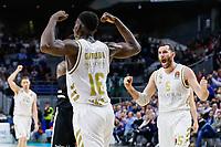 2020.03.05 EuroLeague Real Madrid Baloncesto VS AsVel