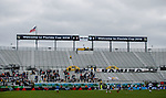Full time score in the Spectrum Stadium