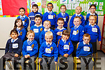 Miss Dowling's Junior Infants Class in CBS NS on Monday