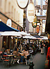 Dining at Degraves Espresso.