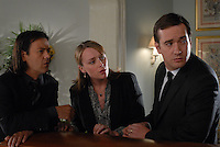 Rupert Graves, Keeley Hawes, Matthew Macfadyen<br /> in Death at a Funeral (2007) <br /> *Filmstill - Editorial Use Only*<br /> CAP/NFS<br /> Image supplied by Capital Pictures