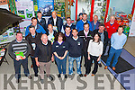 The staff from Brownes Hardware and Building suppliers Castleisland with the reps and customers at the open day in the shop on Wednesday