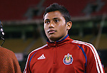 27 October 2007: Chivas USA's Ramon Nunez. The Kansas City Wizards defeated Club Deportivo Chivas USA 1-0 in the first leg of their Major League Soccer Western Conference Semifinal playoff series at Arrowhead Stadium in Kansas City, Missouri.
