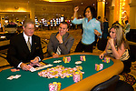 Nevada, Caesars Palace and Casino, gaming, gambling, poker, model released, NV, Las Vegas, Photo nv206-17206..Copyright: Lee Foster, www.fostertravel.com, 510-549-2202,lee@fostertravel.com