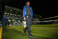 Blackburn Rovers' Amari'i Bell arriving at the stadium<br /> <br /> Photographer Andrew Kearns/CameraSport<br /> <br /> The EFL Sky Bet League One - Portsmouth v Blackburn Rovers - Tuesday 13th February 2018 - Fratton Park - Portsmouth<br /> <br /> World Copyright &copy; 2018 CameraSport. All rights reserved. 43 Linden Ave. Countesthorpe. Leicester. England. LE8 5PG - Tel: +44 (0) 116 277 4147 - admin@camerasport.com - www.camerasport.com
