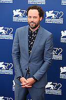 Drake Doremus attends the photocall for the movie 'Equals' during 72nd Venice Film Festival at the Palazzo Del Cinema, in Venice, Italy, September 5, 2015. <br /> UPDATE IMAGES PRESS/Stephen Richie