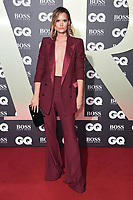 LONDON, UK. September 03, 2019: Charlotte De Carle arriving for the GQ Men of the Year Awards 2019 in association with Hugo Boss at the Tate Modern, London.<br /> Picture: Steve Vas/Featureflash