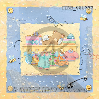 Isabella, BABIES, paintings(ITKE081737,#B#) bébé, illustrations, pinturas ,everyday