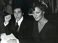 Al Pacino &amp; Christine Lahti 1978<br /> Photo By John Barrett-PHOTOlink.net / MediaPunch