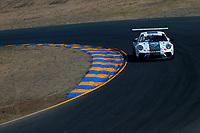 Porsche GT3 Cup Challenge USA<br /> Sonoma Raceway<br /> Sonoma Raceway, Sonoma, CA USA<br /> Sunday 17 September 2017<br /> 24, Jake Eidson, GT3P, USA, 2017 Porsche 991<br /> World Copyright: Jake Galstad<br /> LAT Images