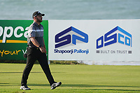 Jordan Smith (ENG) on the 9th during Round 2 of the Oman Open 2020 at the Al Mouj Golf Club, Muscat, Oman . 28/02/2020<br /> Picture: Golffile | Thos Caffrey<br /> <br /> <br /> All photo usage must carry mandatory copyright credit (© Golffile | Thos Caffrey)